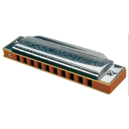 SUZUKI Harmonica Folkmaster [1072 D] - Harmonika